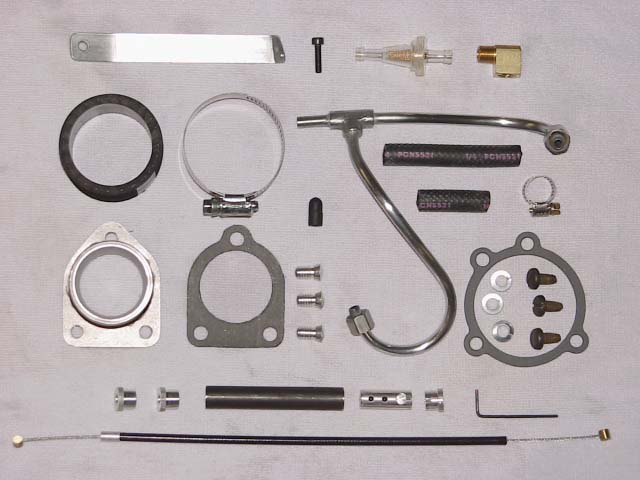 Keihin 41 mm CV Carb Kit For Indians