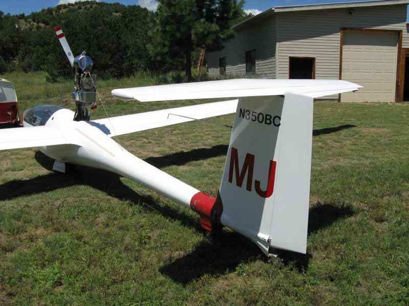 What happened to my 50:1 glider? - Soaring Safety