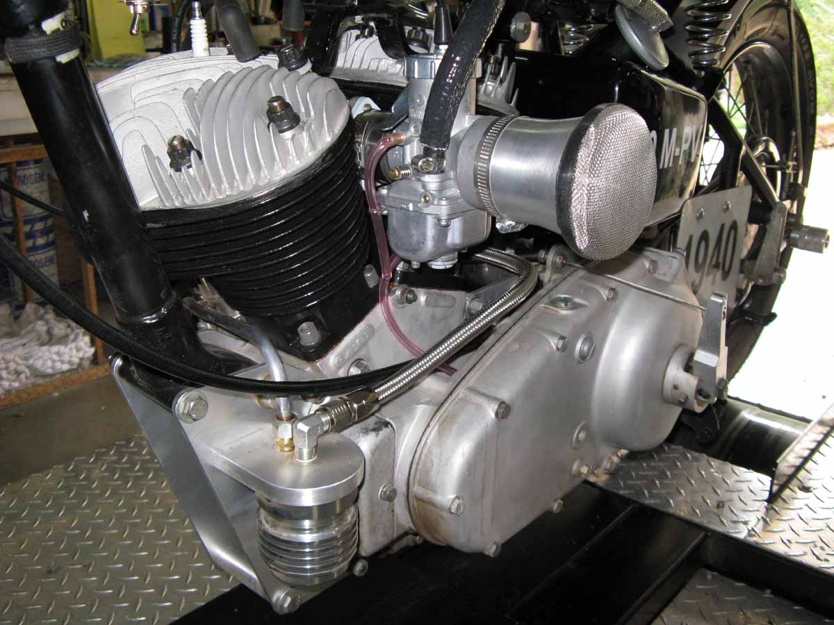 Carburetors for Indians